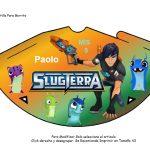 Kit Imprimible cumple Bajoterra 10