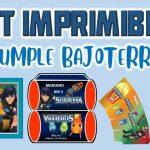 Kit Imprimible de Bajoterra para Cumpleaños