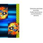 Kit Imprimible cumple Bajoterra Modelo 2 05