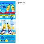 Kit Imprimible cumple Bananas en Pijamas 02