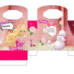 Kit Imprimible cumple Barbie 05