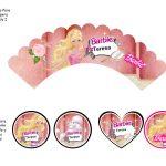 Kit Imprimible cumple Barbie 07