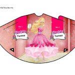 Kit Imprimible cumple Barbie 11