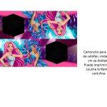 Kit Imprimible cumple Barbie Pop Star 07