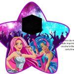 Kit Imprimible cumple Barbie Pop Star 08