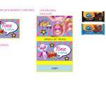 Kit Imprimible cumple Barbie Super Princesa 20