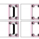 Kit Imprimible cumple Barbie modelo 2 06
