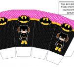 Kit Imprimible cumple Batichica 02