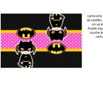 Kit Imprimible cumple Batichica 04