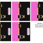 Kit Imprimible cumple Batichica 12