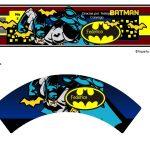 Kit Imprimible cumple Batman 07