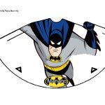 Kit Imprimible cumple Batman 10