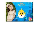 Kit Imprimible cumple baby shark 05