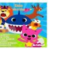 Kit Imprimible cumple baby shark 06
