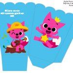 Kit Imprimible cumple baby shark 13