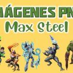 Imágenes PNG Max Steel GRATIS con fondo transparente