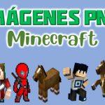 Imágenes PNG Minecraft GRATIS con fondo transparente