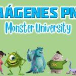 Imágenes PNG Monster University GRATIS con fondo transparente