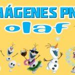 Imágenes PNG Olaf GRATIS con fondo transparente