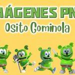 Imágenes PNG Osito Gominola GRATIS con fondo transparente