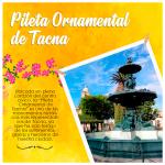 Pileta Ornamental de Tacna