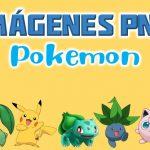 Imágenes PNG Pokemon GRATIS con fondo transparente