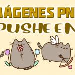 Imágenes PNG Pusheen GRATIS con fondo transparente