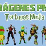 Imágenes PNG Tortugas Ninja GRATIS con fondo transparente