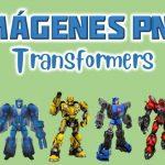 Imágenes PNG Transformers GRATIS con fondo transparente