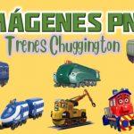 Imágenes PNG Trenes Chuggington GRATIS con fondo transparente
