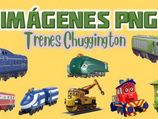 Trenes Chuggington