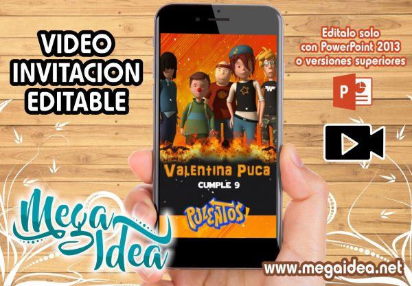 VIDEO Invitacion Los Pulentos