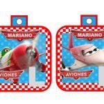 banderin Aviones para cumple boy 02