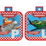 banderin Aviones para cumple boy 05