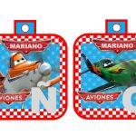 banderin Aviones para cumple boy 07