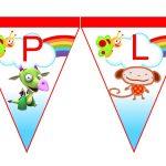 banderin BabyTV para cumple 05