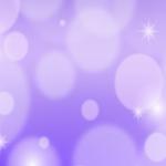 fondo lila estrellas