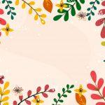 fondo melon flores boda