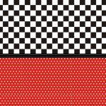 fondo rojo negro cars carreras