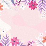 fondo rosa flores fucsia flores coloridas