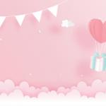 fondo rosado claro pastel