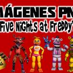 Imágenes PNG Five Nights at Freddy's GRATIS con fondo transparente