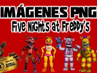 imagenes de Five Nights at Freddys