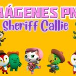 Imágenes PNG Sheriff Callie GRATIS con fondo transparente