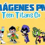 Imágenes PNG Teen Titans Go GRATIS con fondo transparente