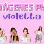 Imágenes PNG Violetta GRATIS con fondo transparente