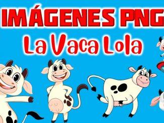 imagenes de la vaca lola gratis