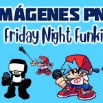 Imágenes de Friday Night Funkin en PNG fondo Transparente