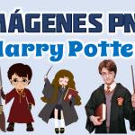 Imágenes de Harry Potter en PNG fondo Transparente
