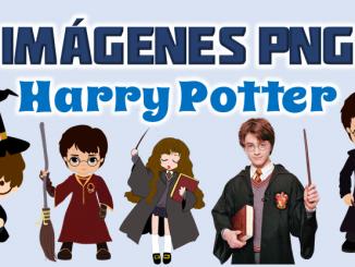 imagenes png Harry Potter